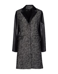 John Richmond Coats And Jackets Coats Women Black