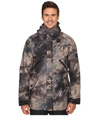 Burton Breach Jacket 15 Earth Men's Coat Brown