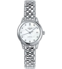 Longines L4.274.4.87.6 La Grande Classique Stainless Steel And Diamond Watch