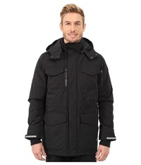 Khombu Parka Jacket Graphite Men's Coat Gray