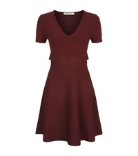 Alexander Wang T By Short Sleeve Flared Dress Female