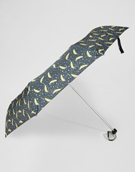 Monki Banana Umbrella Yellow