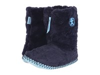 Bedroom Athletics Monroe Peacoat Navy Sky Women's Slippers