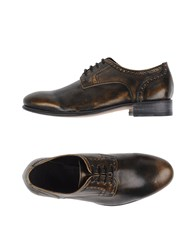 N.D.C. Made By Hand Footwear Lace Up Shoes Women Black