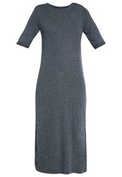 Esprit Edc By Maxi Dress Navy Dark Blue