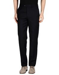 Enrico Coveri Trousers Casual Trousers Men Dark Blue