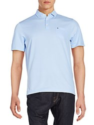 Victorinox Vermont Polo Shirt Faded Blue
