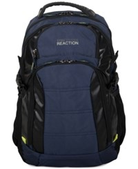 Kenneth Cole Reaction Men's Computer Backpack Navy