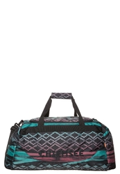Chiemsee Sports Bag Rhomb Ivy Black
