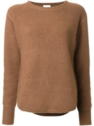 Cityshop Thermal Jumper Brown