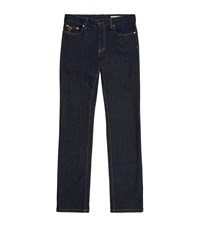 Versace Collection Super Stretch Jeans Male Blue