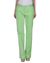 Paul And Shark Trousers Casual Trousers Women Light Green