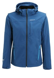 Icepeak Leonidas Soft Shell Jacket Blue