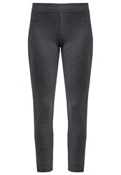 Gap Leggings Charcoal Mottled Dark Grey