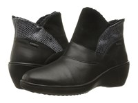 Romika Savona 01 Black Women's Dress Pull On Boots