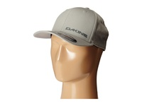Dakine Silicone Rail Grey Baseball Caps Gray
