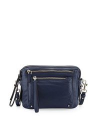 Cube Lamb Leather Messenger Bag Amalfi Coast Marc By Marc Jacobs