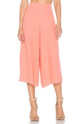 Motel Giani Culotte Pant Coral