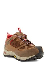 Timberland Willow Trail Alloy Toe Sneaker Brown