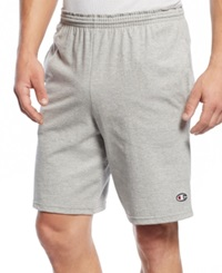Champion Jersey Shorts Oxford Grey Heather