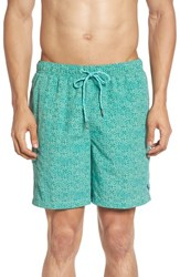Tommy Bahama Men's Big And Tall 'Naples Mambo' Medallion Print Swim Trunks