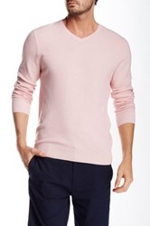 Vince Camuto Long Sleeve Sweater Pink
