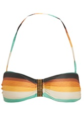 Vix Swimwear Delta Square Bandeau Top