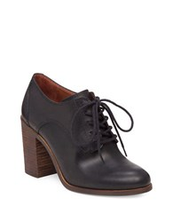 Lucky Brand Maisie Leather Oxfords Black