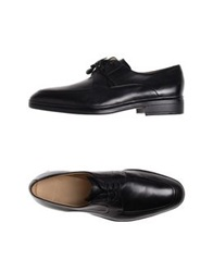 Bally Lace Up Shoes Black