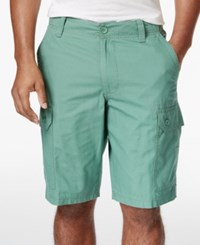 Club Room Men's Solid Rip Stop Shorts Only At Macy's Sand Villa