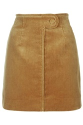 Otley Cord Mini Skirt By Unique Camel