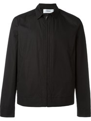 Chalayan Zipped Shirt Jacket Black