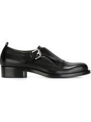 Cnc Costume National Costume National Buckled Loafers Black
