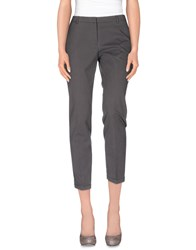 Peserico Sign Trousers Casual Trousers Women Grey