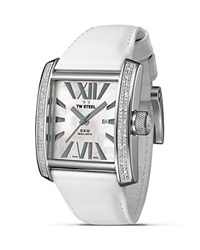 Tw Steel Ceo Goliath Stainless Steel Watch 37Mm No Color