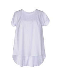 Hope Collection Shirts Blouses Women White
