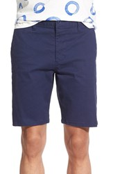 Men's Obey 'Dissent' Twill Shorts