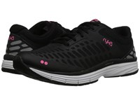 Ryka Indigo Black Iron Grey Neon Flamingo Women's Shoes