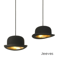 Jeeves And Wooster Featured Product Modern Lighting Contemporary Lighting Design Foundry Light Design
