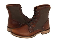 Caterpillar Abe Tx Peanut Truck Men's Lace Up Boots Brown