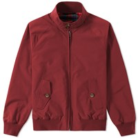 Baracuta G9 Original Harrington Jacket Red