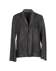 Liu Jo Suits And Jackets Blazers Men Steel Grey