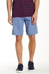 Indigo Star Flap Pocket Short Blue