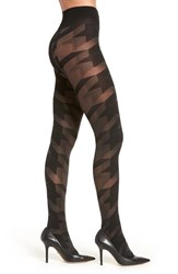 Oroblu Women's 'Lydia' Houndstooth Tights