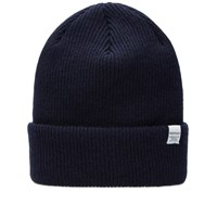 Norse Projects Classic Beanie Blue
