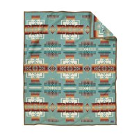 Pendleton Chief Joseph Blanket Aqua