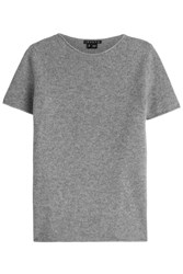 Theory Cashmere Top Grey