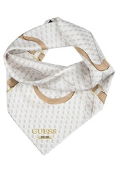 Guess Insider Scarf White