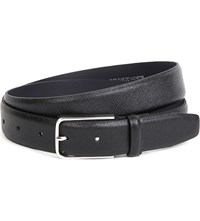 Sandro Leather Belt Black