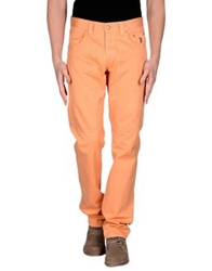 Jeckerson Casual Pants Salmon Pink